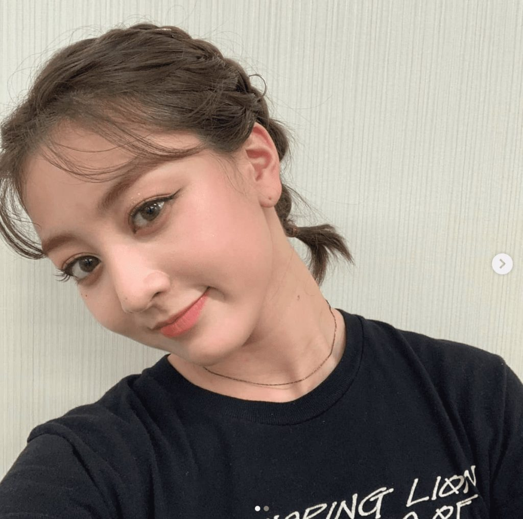 ジヒョ風眉毛