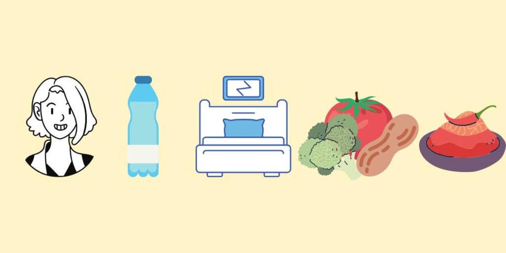 美白化粧水の効果を上げる5つの習慣