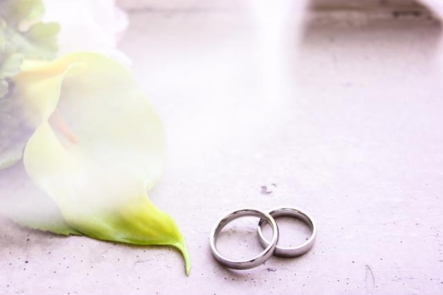 指輪を薬指につけることの意味